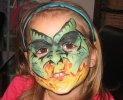 Maquillage Dragon